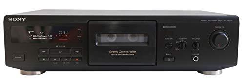 Sony TC-KE 300 Kassettendeck schwarz