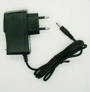CARGADOR ESP ® Cargador Corriente 6V Compatible con reemplazo Vigilabebes Philips Avent SCD 603 603/00 para Unidad del Bebe Recambio Replacement