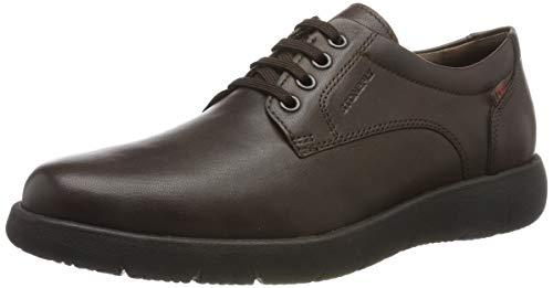 Stonefly Stream Hdry Nappa, Zapatos de Cordones Derby para Hombre, Marrón (Choco Brown 5HD), 42 EU