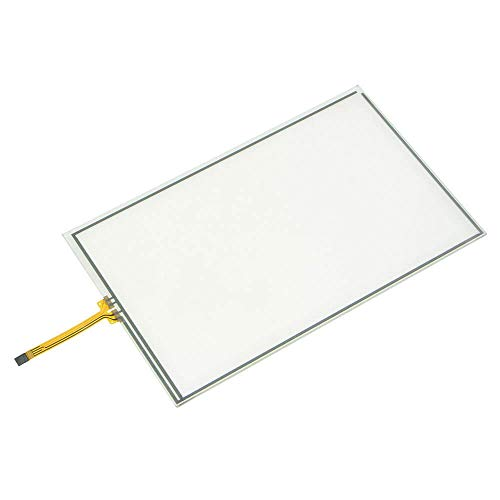 Navigation Touch Screen Digitizer Fit For Toyota Tundra Panasonic Radio 2014-2019 7.0-inch Entune Audio System Auto Truck Stereo Receiver LCD Display Glass Panel Fix Repair GZTAUTO