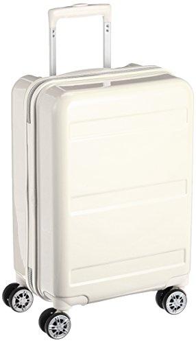 [シフレ] ハードジッパーケース LCC機内持込対応 コインロッカーサイズ シフレ 1年保証 機内持込可 保証付 機内持ち込み可 34L 54 cm 2.78kg ホワイト