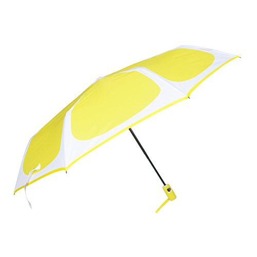 Murano by Fendo Designer UV Protection Lightweight Automatic Compact Travel Umbrella With Auto Open/Close Storage Sleeve included,Wind-Proof