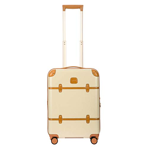Bellagio 21 inch Carry-on Trolley, One SizeCream