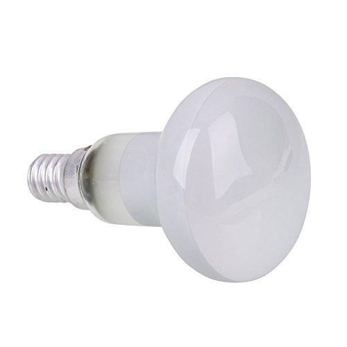 Gladle Reflektor Spot Light Filament 40W R50 Birne Lava Lampe E14 Schraube SES 1 Stück