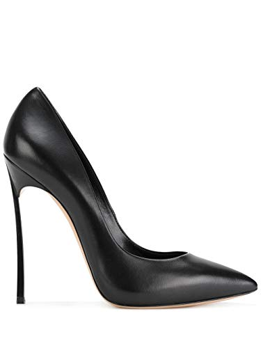 Casadei Luxury Fashion Damen 1F410D125HHDUS9000 Schwarz Pumps |