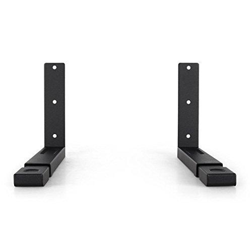 Klarstein Luminance Prime Mikrowellen Set Grill + Wandhalterung | 900 Watt, 28 Liter Garraum, 1000 Watt Grillleistung, Wandhalterung