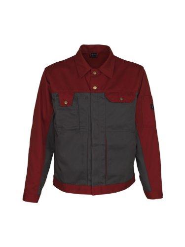 Mascot 00909-430-88802 Como Jacket Jacke C62 anthrazit/rot, 62