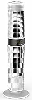 扇風機 タワーファン セパレート リモコン付 エアーツリー360 AT360W AT360B ブラック ホワイト ディンプレックス Bergman バーグマン タワー型 首振り コンパクト タッチパネル おしゃれ リビング