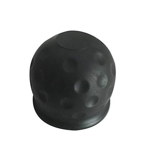Kurphy Accesorios de Remolque Cubierta de Cabeza esférica para Cubierta Protectora de Cabeza esférica de Remolque Cubierta Duradera de Bola de Remolque