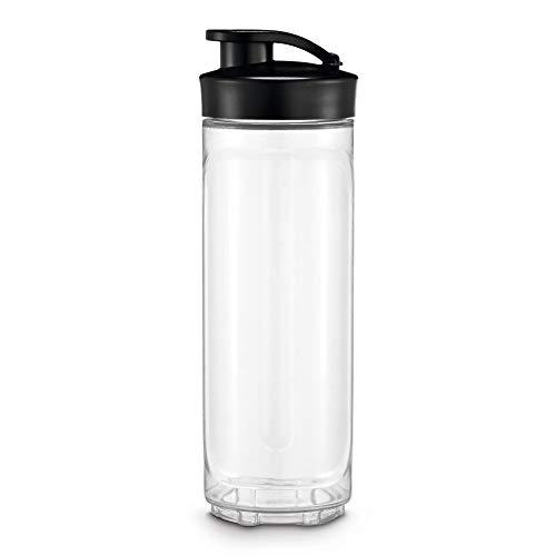 WMF Kult X Mix & Go / Küchenminis Trinkflasche 600 ml, Smoothie Flasche, Mixbehälter, Tritan-Kunststoff, BPA-frei, bruchsicher