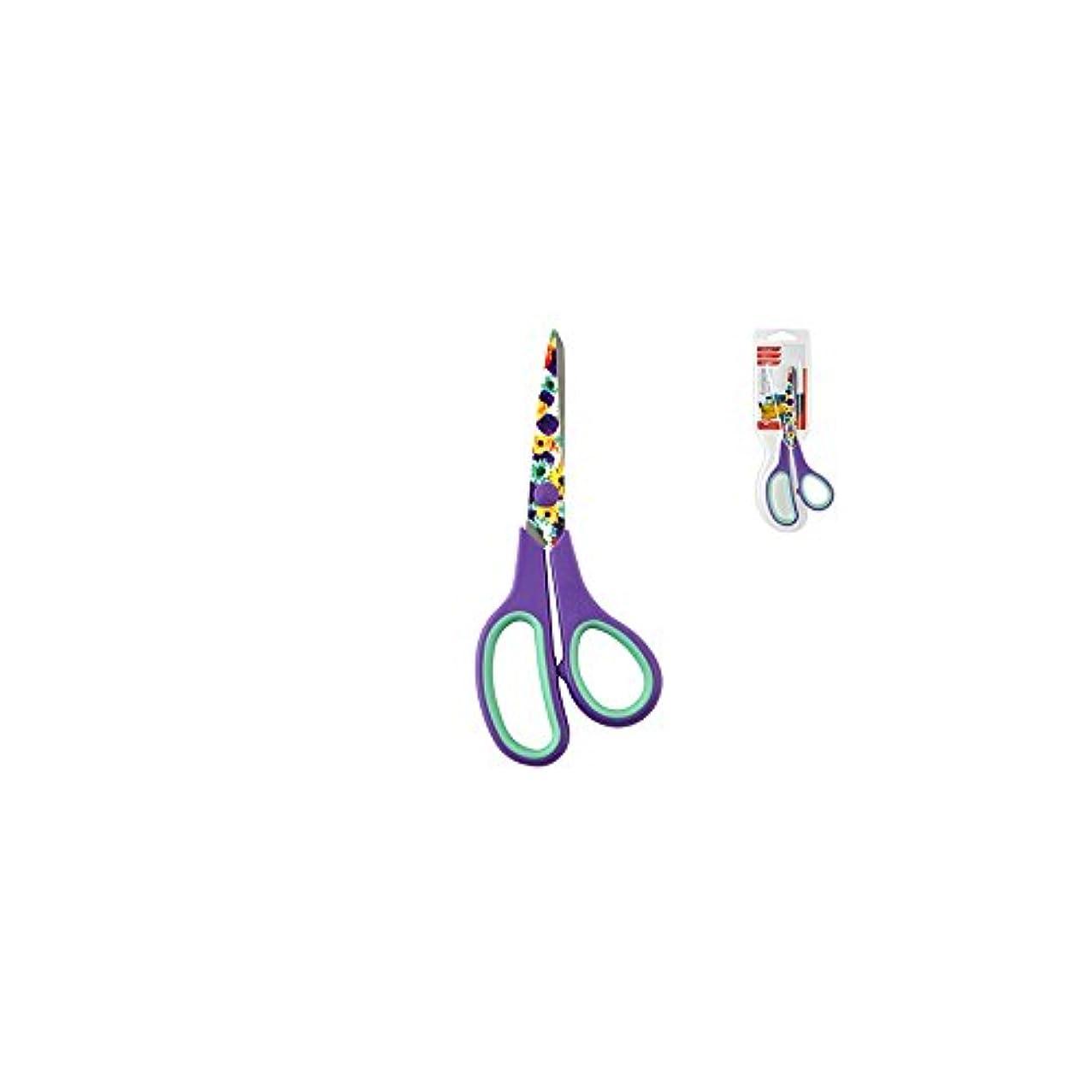 Home Scissor with Decorated, Blade 19?cm