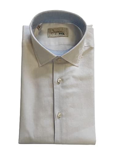 Camisa Hombre Inmediate Lino Algodón Orgánico IH5H027