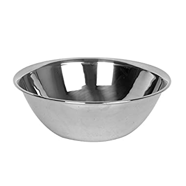 Excellante Stainless Mixing Bowl, 20 quart