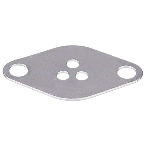 Ventil-Blindplatten-Kit Edelstahl-AGR-Ventil-Blindplatten-Kit mit Dichtungs-Ventil-Blindplatte