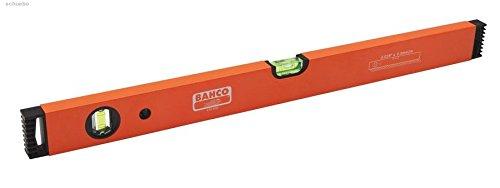 Bahco 416 – 1000 tube waterpas 1000 mm