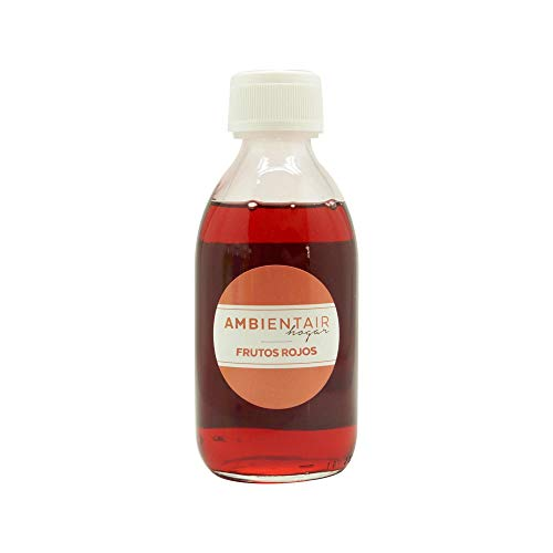 Ambientair. Recambio ambientador 250ml. Frutos Rojos