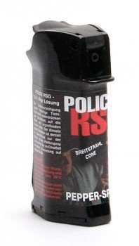 Profi Pfefferspray RSG-Police Breitstrahl Pocket - 20ml