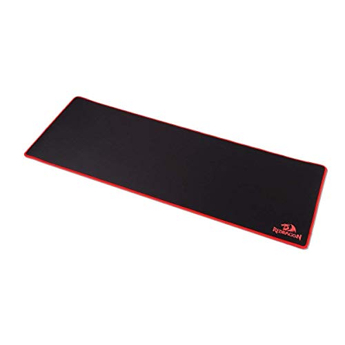 [Verlängerte Version] Redragon Gaming Mouse Pad wasserdicht Maus Pad mit rutschfestem Gummibasis 80x30 cm