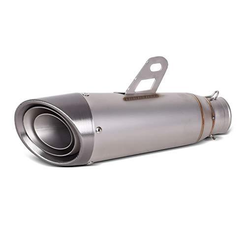 Auspuff RX4 für Kawasaki ER-6f / ER-6n Schalldämpfer Edelstahl Titan