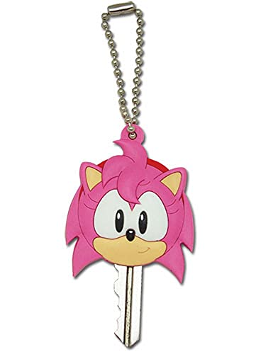 Great Eastern Entertainment Sonic Classic Amy PVC Keycap