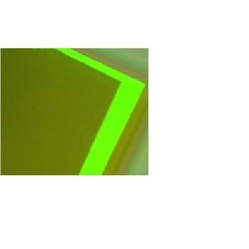 Fluorescent Acrylic Sheet: Amazon com