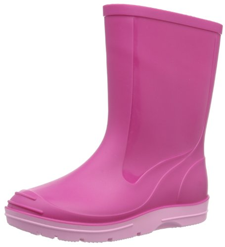 Beck Mädchen Basic Schlupfstiefel, Pink (pink 06), 30 EU (12 UK)