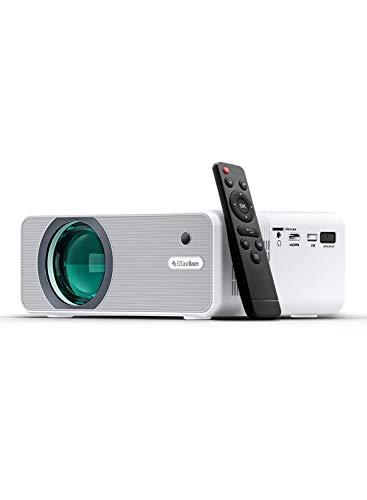 YEHUA Beamer 10600 Lumens V3 Heimkino Beamer 1080P Full HD Mini Beamer Max 176