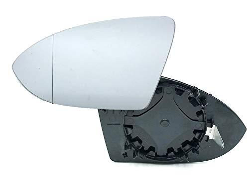 Spiegelglas Ersatzspiegel Links Fahrerseite Spiegel asphärisch 5G0857521