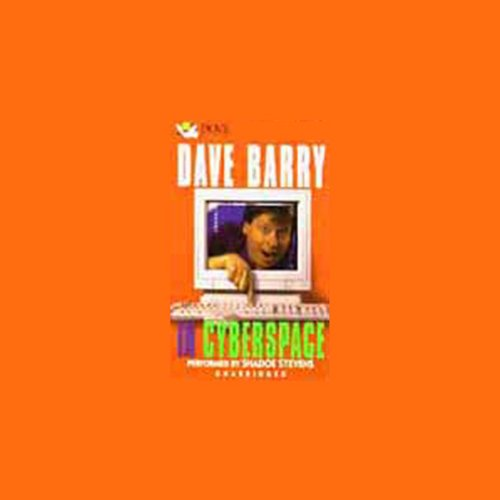 Dave Barry in Cyberspace audiobook cover art