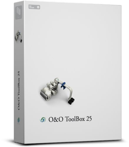 O&O ToolBox 25 [import allemand]