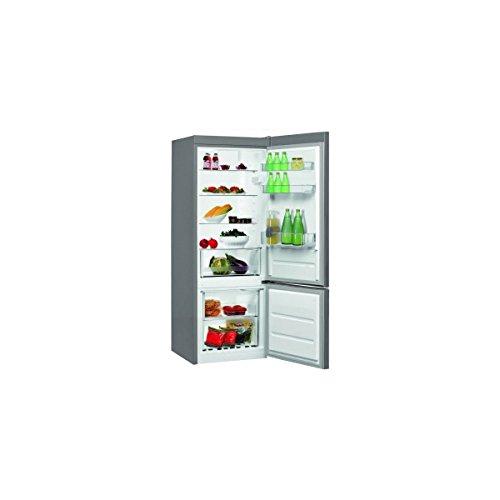 Whirlpool BLFV 8121 OX Libera installazione 338L A+ Acciaio inossidabile frigorifero con congelatore
