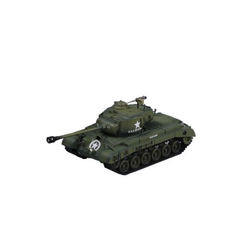 Easy Model M26 Pershing #9 Co. A 18th Bat, 8 Armored Div. Military Land Vehicle Model Building Kit