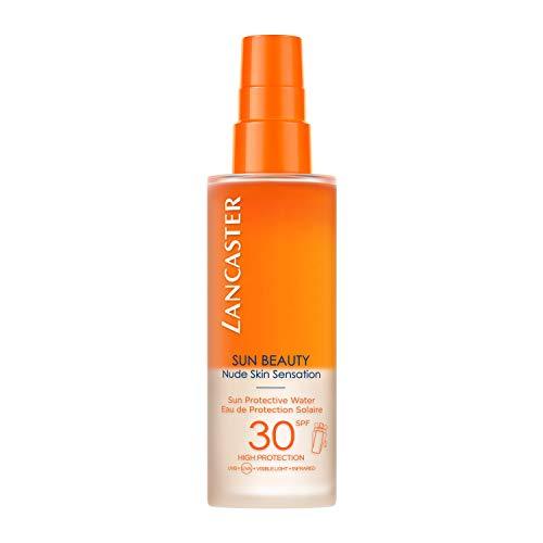 LANCASTER Sun Beauty Sun Protective Water LSF 30, Sonnenschutz-Spray, Zwei-Phasen-Formel, fettet nicht, 150 ml