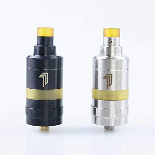 Kayfun Prime NITE DLC Spezial Edition MTL RTA 22mm Durchmesser 2.0ml Kapazität Vape E- Cigarette Tank Atomizer (Black)