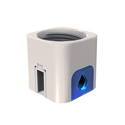 POPETPOP Acuario con Sistema de llenado automático - Acuario de llenado de Agua Mini Sistema ATO Tanque de Tortuga de Peces Controlador de Nivel de Agua sin válvula de Flotador de cableado - Azul