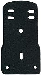 DeSantis U32BZ02Z0 Citation Holder (Two Bar) Gun Belts, Black