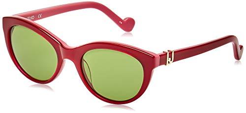 Liu Jo Lj3600S 628 49 Gafas de sol, Strawberry, Mujer