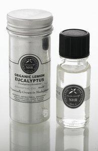 Organic Eucalyptus Lemon Essential Oil (Eucalyptus citriodora) (30ml) by NHR Organic Oils by NHR Organic Oils