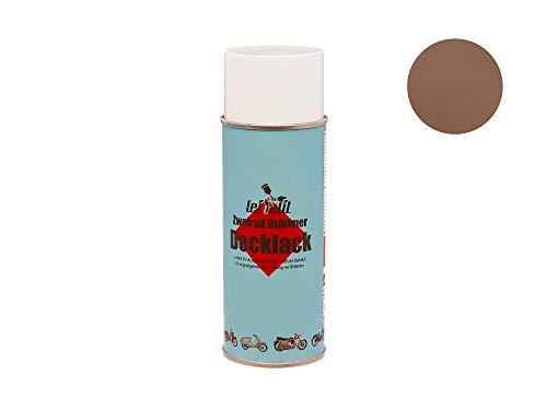 Spraydose Decklack Leifalit (Premium) Olivbraun / Beige 400ml