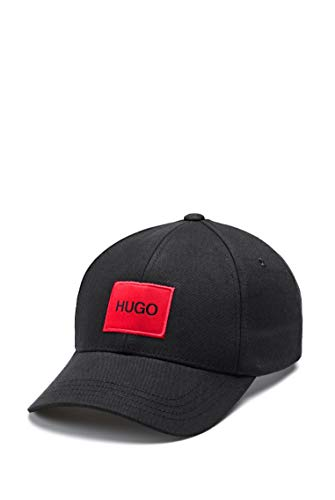 HUGO Mens X 576 Cap, Black (1), ONESI