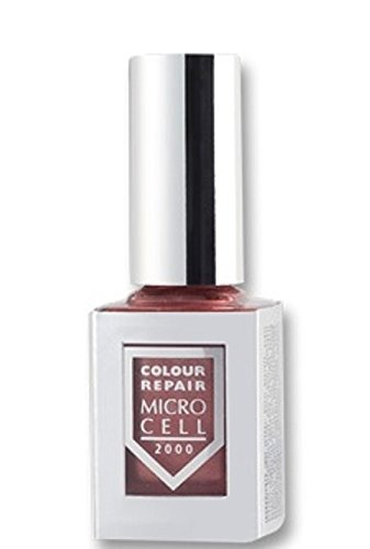 Micro Cell 2000 Colour & Repair Nagellack mit 6-fach Wirkung Modell: Copper Shine Farbe: Rost / Braun mit Glanz Inhalt: 10ml Nagellack Nail Polish