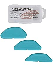 Fugenmeister Radia, 3-delig, in transparante doos