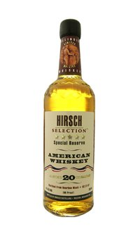 Hirsch Selection 20 Jahre Special Reserve American Bourbon Whiskey (1 x 0.75 l)