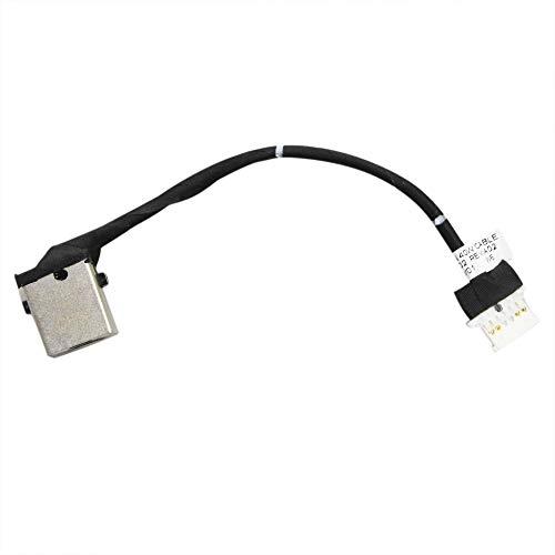 Zahara DC Power Jack Cable Puerto de Repuesto para Acer Aspire E15 ES1-512-C88M 450.03703.1001 ES1-531-C1G
