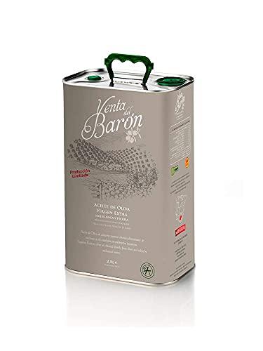 Venta del Baron - olio extravergine di oliva Hojiblanca e Picual - Denominazione di Origine Priego de Cordoba - Formato da 2,5 ml