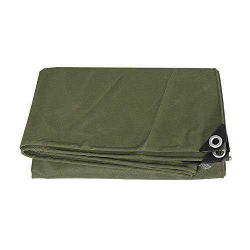 ZLININ Y-longhair Rainexo Lona – Lona de lona – Sin sangrado y sin costuras material PE – Protección solar impermeable – para todo uso (tamaño: 5 x 5 m)
