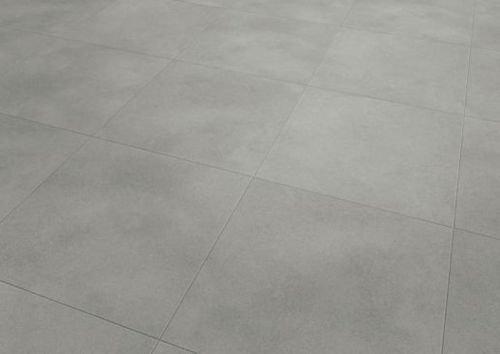 objectflor SimpLay Design Vinyl Stone Warm Grey Concrete - selbstliegender Vinylboden