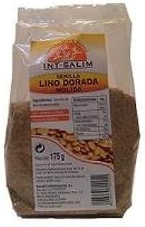 LINAZA POLVO DORADA