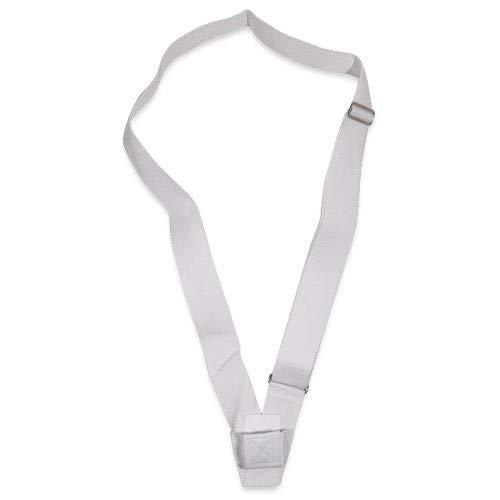 Single Strap Black Web Carrying Belt