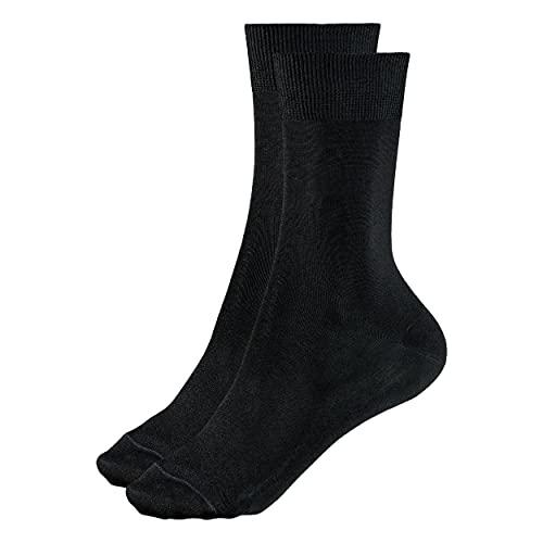 Alpensocken Spezial Silber Socken Anti-Geruch Anti-Schweiß Sport Business Casual (41-43) 3er-Pack